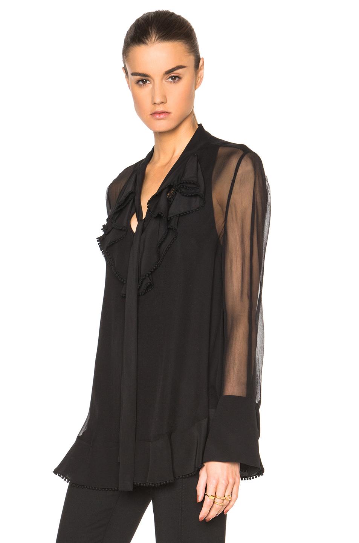 Блузки Хлоя Купить